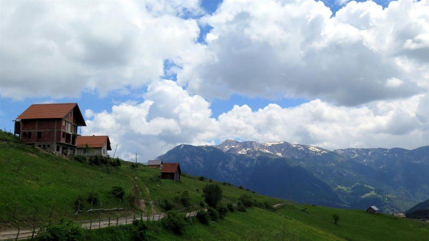 balkan dağları turu