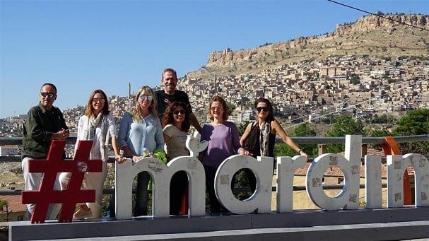Yukarı Mezopotamya 23 Tur Başlığı