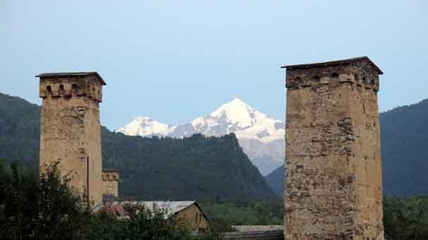 Gürcistan Turu Tiflis Batum Site Başlık