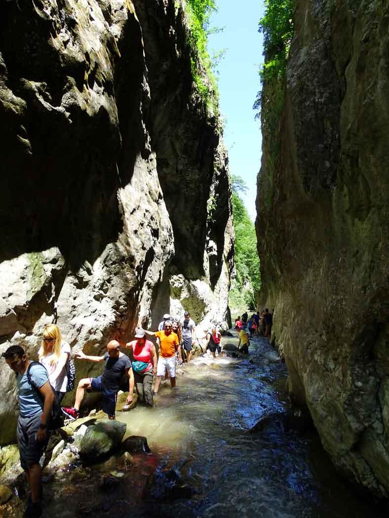 Serindere Kanyonu Günübirlik Turu 7