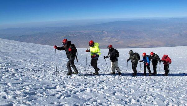 Ağri Daği 5137 M Ekspedisyonu 13