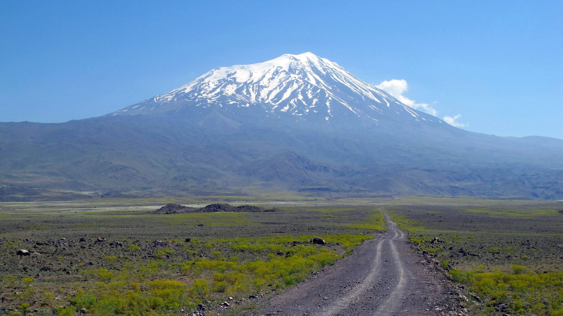 Ağri Daği 5137 M Ekspedisyonu Kapak