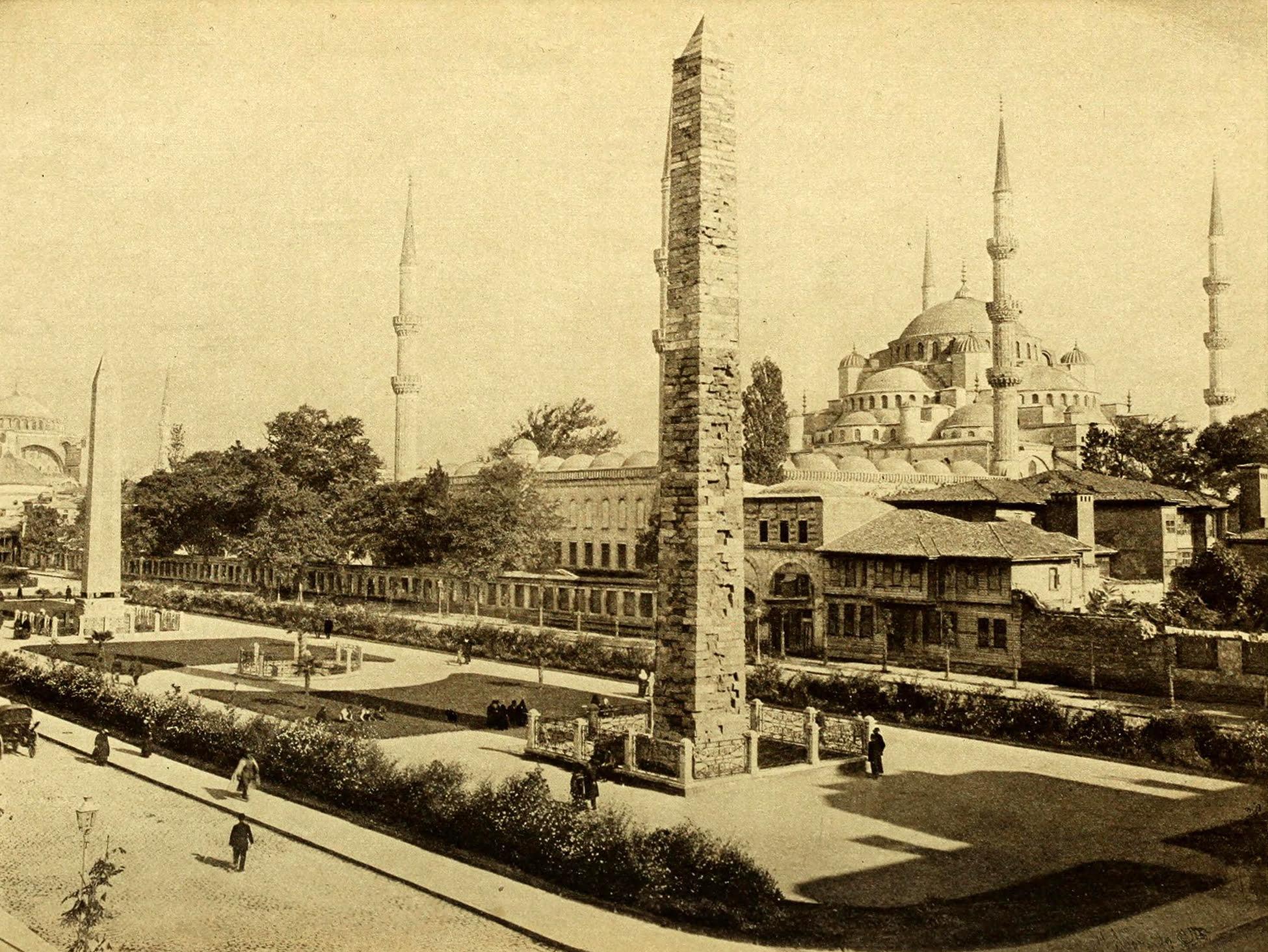 Alt Konstantinopel ErnstDiez HeinrichGlück